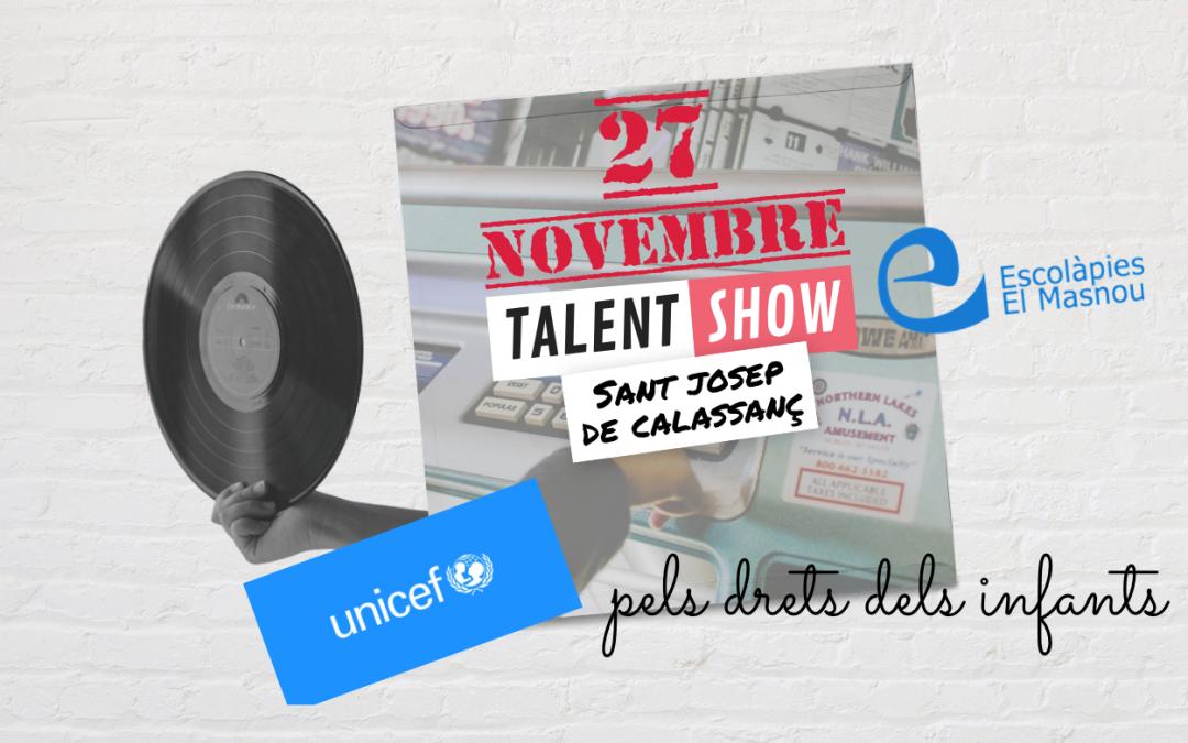 SJC Got talent show – drets dels infants